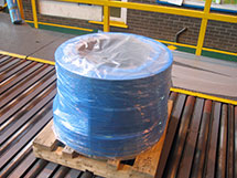 VCI Stretch Film Packaging